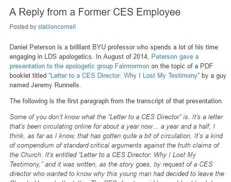 CES Employee