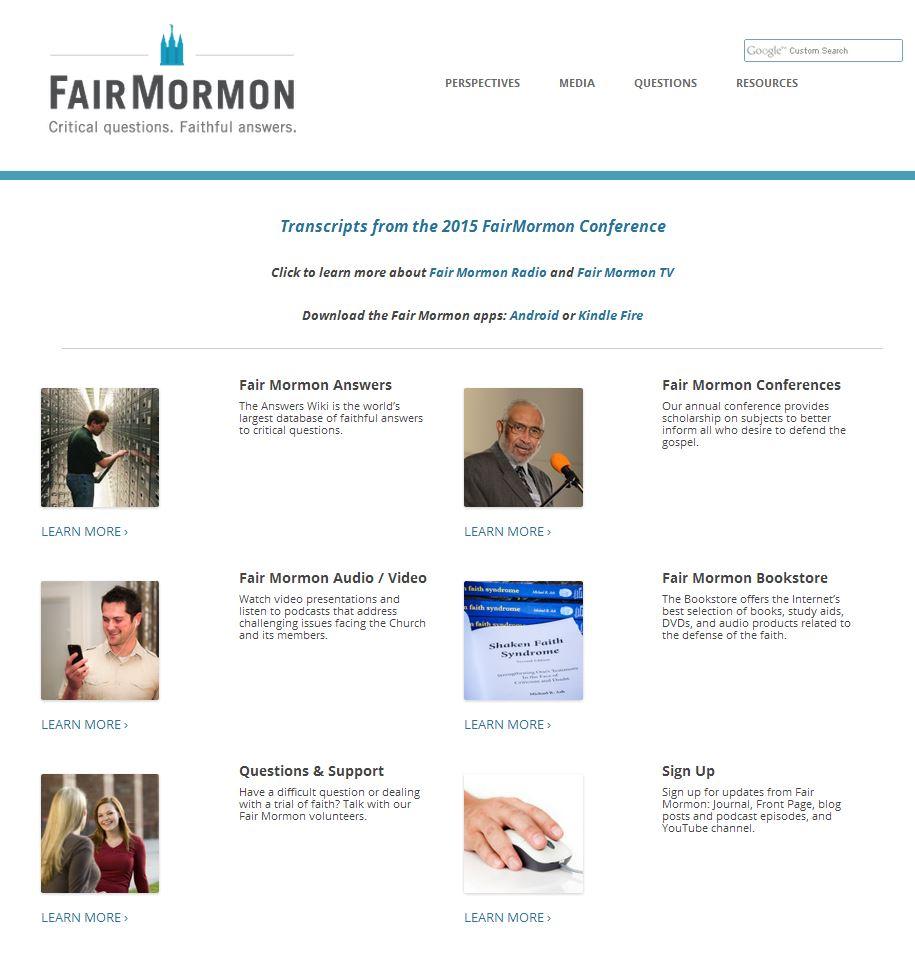 FairMormon.org