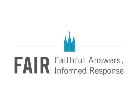 FAIR LDS CES Letter Reply